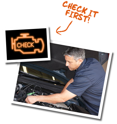 ODB Check Engine Light